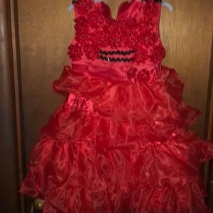 Other - Beautiful red party dress!